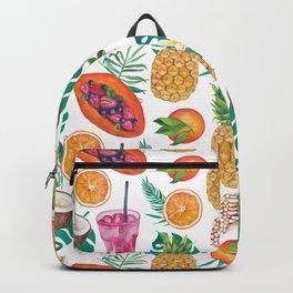 Summer #4 Backpack