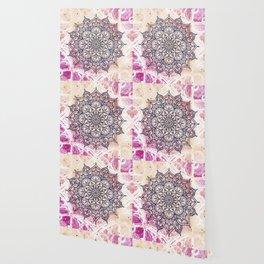 Airy Mandala Wallpaper