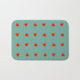 Pattern #3: Watermelon Bath Mat
