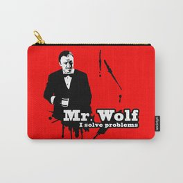 Mr. Wolf Carry-All Pouch