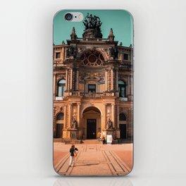 Altstadt Centre Dresden iPhone Skin