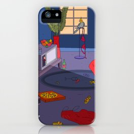 The Room iPhone Case
