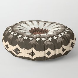 Ouija Wheel of Stars - Beyond the Veil Floor Pillow