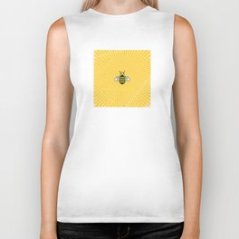 Don t worry – Bee happy – A Hell Songbook Edition Biker Tank