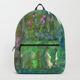 Keep Calm & Water Your Plants Backpack