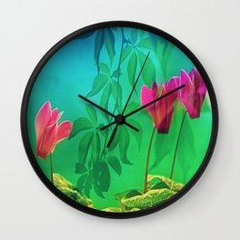 Happy shiner  Wall Clock