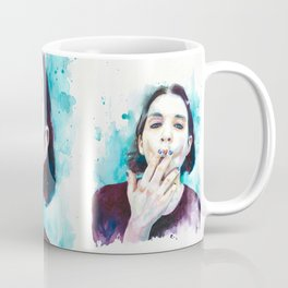 25th frame of my mind (Brian Molko) Coffee Mug