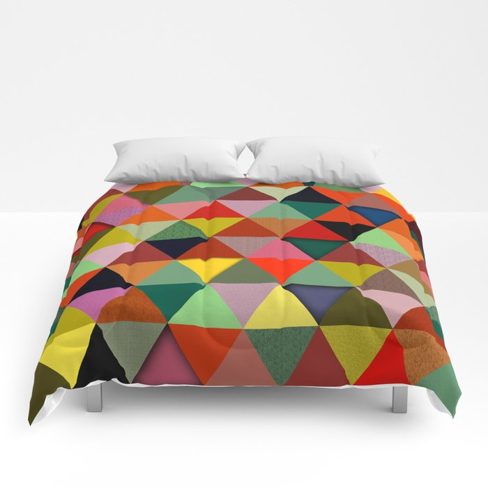Abstract #234 Comforters