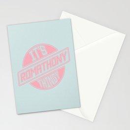 It's Roma Thony Thingy Stationery Cards