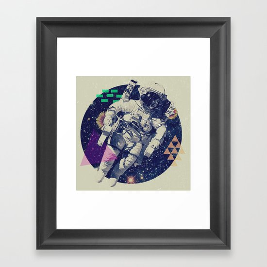 INFINITY Framed Art Print