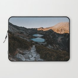 Mountain Ponds - Landscape and Nature Photography Laptop Sleeve