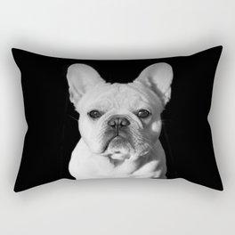 Frenchie Rectangular Pillow