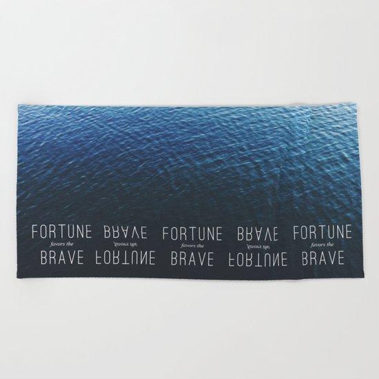 Fortune Beach Towel