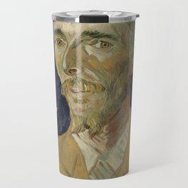 Vincent van Gogh - Eugène Boch (1888) Travel Mug
