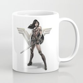 mujer maravilla Coffee Mug