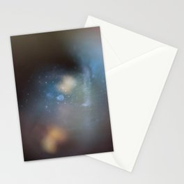 into the world of light Stationery Cards