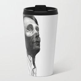 Hannibal Lecter Travel Mug