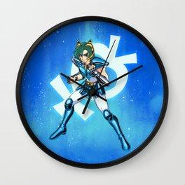 Caballero de Mercurio Wall Clock