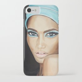 Imani iPhone Case