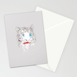 Animalfree circuses - Tiger Stationery Cards