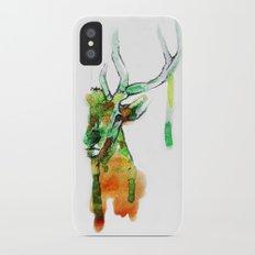 Deerface iPhone X Slim Case