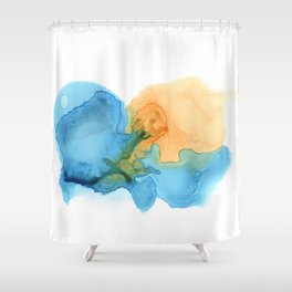 22 Shower Curtain