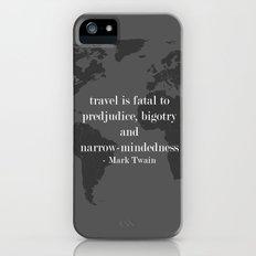 World Travel iPhone (5, 5s) Slim Case