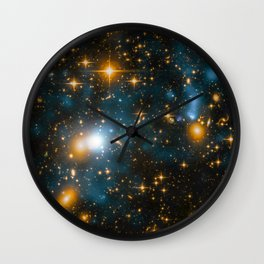 Cosmos, a galaxy near us.. Wall Clock