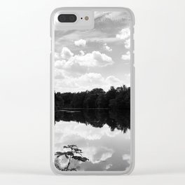 By The Lake Clear iPhone Case