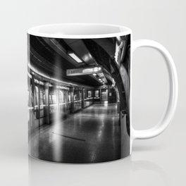 Monochrome Underground Coffee Mug