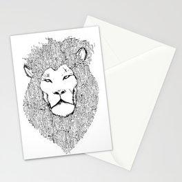 Lion 2.0 Stationery Cards