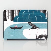 river iPad Cases featuring River by James White