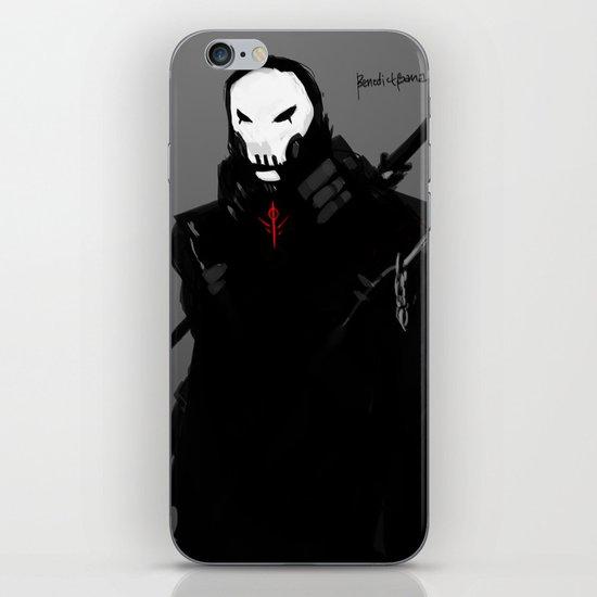 Skullz iPhone & iPod Skin