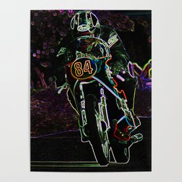 Motorcycle 2 Poster