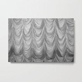 Monochrome Hermitage Metal Print