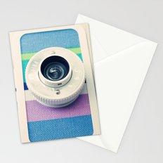 Film Camera La Sardina Stationery Cards