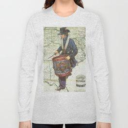 WAR DRUM Long Sleeve T-shirt