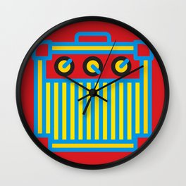 Amp  Wall Clock