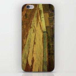 Abandoned Pool iPhone Skin