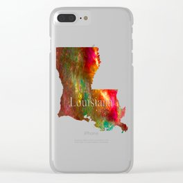 Fire Fairy In Paradi Clear iPhone Case