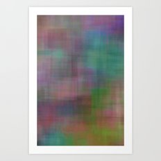 Blend#6 Art Print