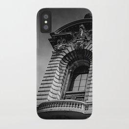 Monte Carlo, Monaco, building iPhone Case