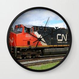 Canadian National Railway Wall Clock