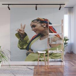 Kehlani 27 Wall Mural