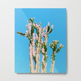 Cactus Beauty #cactus #society6 #decor #buyart Metal Print