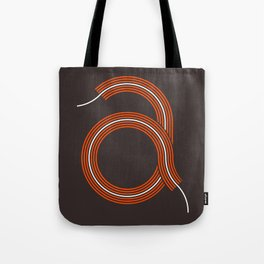 A for Awesome! Tote Bag
