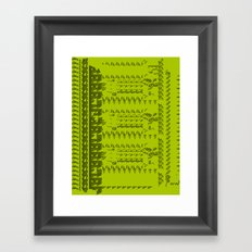 Handheld Framed Art Print