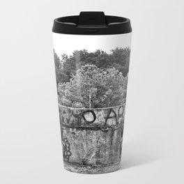 Graffiti Metal Travel Mug