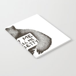 Feed Me and Tell Me I'm Pretty Notebook