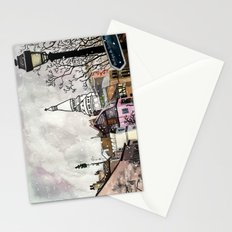Sacre-Coeur Stationery Cards